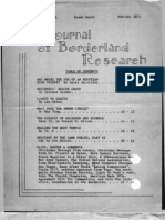 The Journal of Borderland Research 1972-11 & 12 (No 35-36)