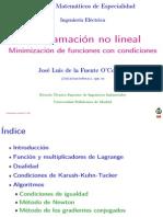 Clase Minimi Concond 11