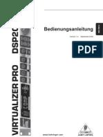 Behringer DSP2024P