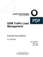 Gsm Traffic Load Eg