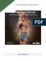 The Real Man_s Manual