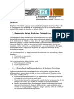 Toolkit 33 Recommendations for Preventive and Corrective Actions Trad-Rev0