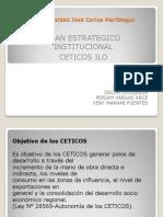 Pei Exponer Ceticos