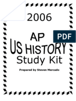 AP US HISTORY Study Kit