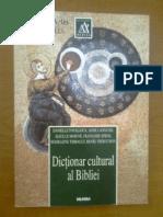 Fouilloux Dictionar Cultural Al Bibliei