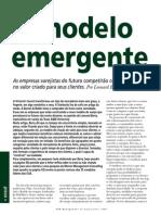 o Modelo Emergente
