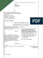 Complaint Stutzman v Armstrong
