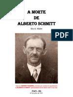 A Morte de Alberto Schmitt