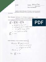 Calculus 3 Practice Test 2