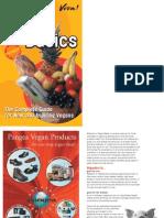 Vegan Basics Guide - The Complete Guide for New and Aspiring Vegans