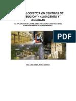 Gestión Logística En Centros de Distribución, Almacenes y Bodegas - Mora