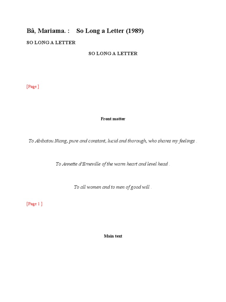 so long a letter so a letter 24904