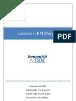 Ibm Lenovo