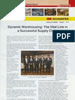 Logistics Magazine Editorial May05