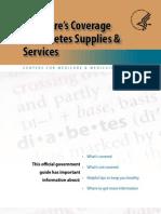 Medicare Coverage of Diabetes
