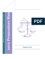 2012 Minnesota Prosecutors Manual