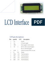 Embedded LCD Interface