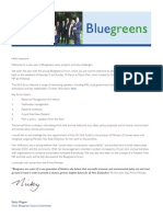 Bluegreens Newsletter February 2013