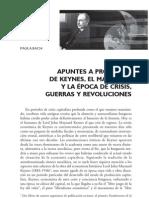 Apuntes Sobre Keynes y El Marxismo - Paula Bach
