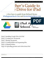 Google Drive for iPad