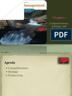 Chap 2 - Competitiveness, Strategy, Productivity