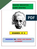 ASOCIACIÓN EDUCATIVA-EXAMEN N°2