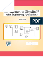 Introduction to Simulink With Engineering Applications - Steven T. Karris