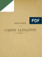 Leyes Federales Chilenas de 1826