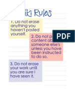 Wiki Rules 2