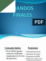 .Mandos Finales 1