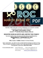 March Break Retreat Form_2013