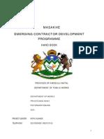 Emerging Contractor Development-kznworks.gov.Za