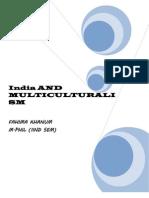 India & Multiculturalism