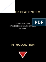 Ejection Seat System