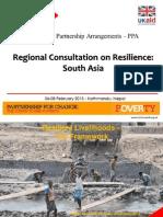 D1 07 CA Resilient Livelihoods Framework-Part02 RichardEwbank 06Feb2013