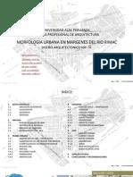 Morfologia de Margenes Del Rio Rimac