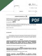 SB 2854 - Retirement Bill Support
