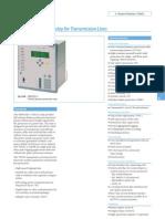 7SA522x Catalog SIP-2006 En