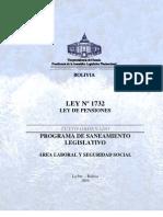 To-LEY_1732 - Ley de Pensiones - Abrogado