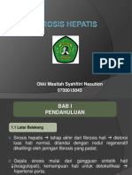 Referat Sirosis Hepatis