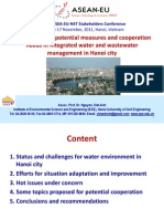 Hanoi Urban Water - Towards Sustainable Developmenpdft