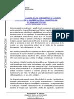 PALABRAS ALCALDESA IZADO DE BANDERA CON MOTIVO DEL DÍA DE LA CONSTITUCIÓN