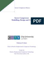 Screw Compressor Basics