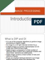 Digital Image Processing Introduction