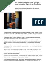 WeightMirror, permite verte más delgado Contemporary Ideas Of programa de facturacion foxpro Never Before Exposed.20130211.031108