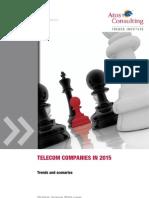 AtosConsulting Whitepaper Telecom Companies in 2015 Uk
