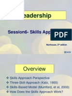 Session6 LD Skill Approch