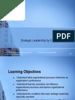 Session16 Strategic Leadership