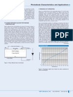 UDT PhotodiodeCharacteristics