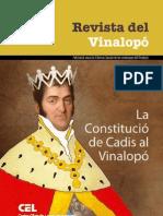 Reseña de Guerra y Moneda Revista del Vinalopó nº 15